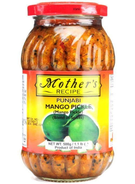 Indian Grocery Store - Mother's Punjabi Mango Pickle - Singal's