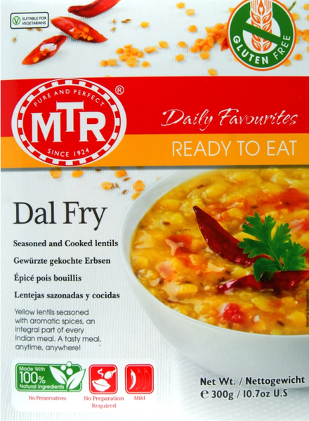 Indian Grocery Store - MTR Dal Fry - Singal's