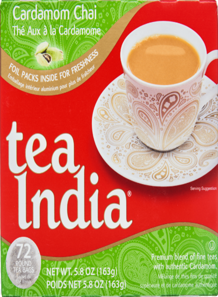Indian Grocery Store - Tea India Cardamom Chai - Singal's