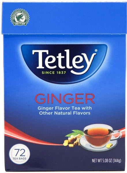 Tetley tea Ginger - Singal's - Indian Grocery Store