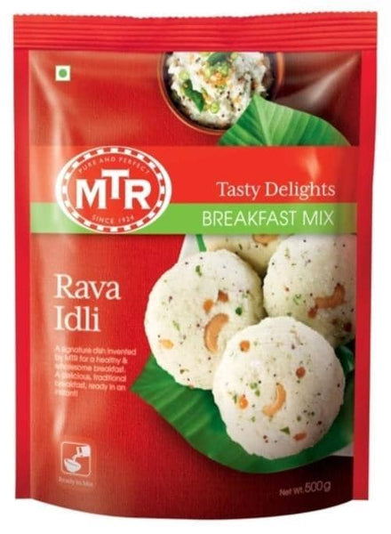 Indian Grocery Store - MTR Rava Idli Mix - Singal's