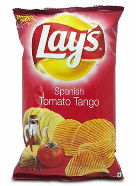 Lays Tangy Tomato Chips - Singal's - Indian Grocery Store