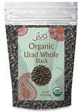 Indian Grocery Store - JIva Organic Urad Dal Whole Black Lentil - Singal's