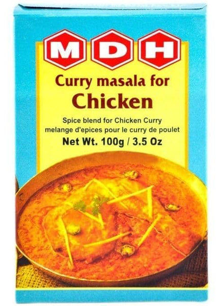 Indian Grocery Store - MDH Curry Masala for Chicken - Singal's