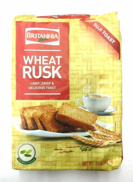 Indian Grocery Store - Britannia Wheat Rusk - Singal's
