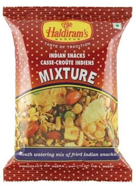 Indian Grocery Store - Haldirams Mixture - Singal's