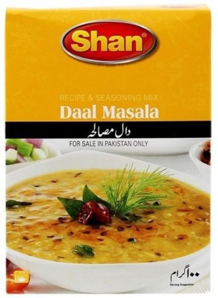 Indian Grocery Store - Shan Daal Masala - Singal's