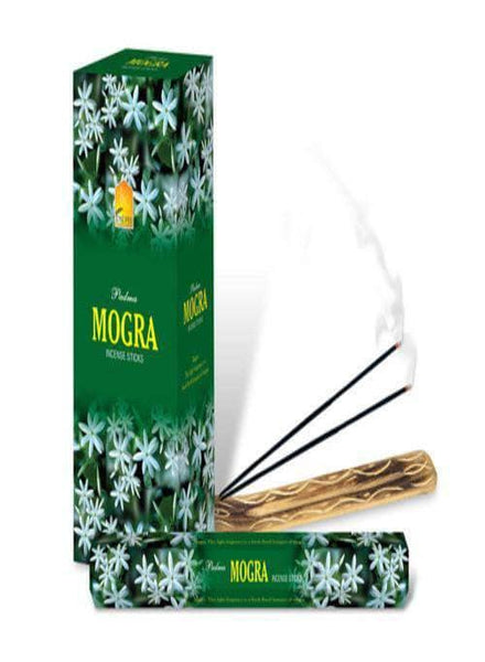Mogra Agarbatti Incense Sticks (20 gm)
