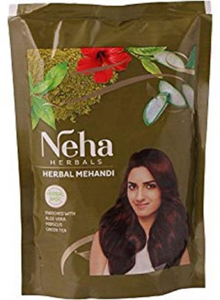 Neha Herbal Henna Mehandi (500 gm)