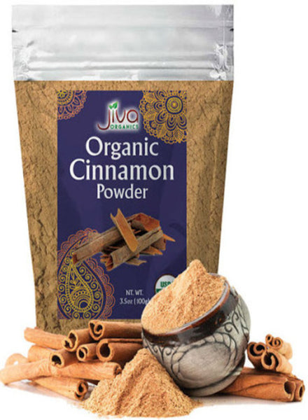 Jiva Organic Cinnamon Powder - Singal's - Indian Grocery Store