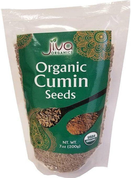 Indian grocery Store - Jiva organic cumin seeds - Singal's