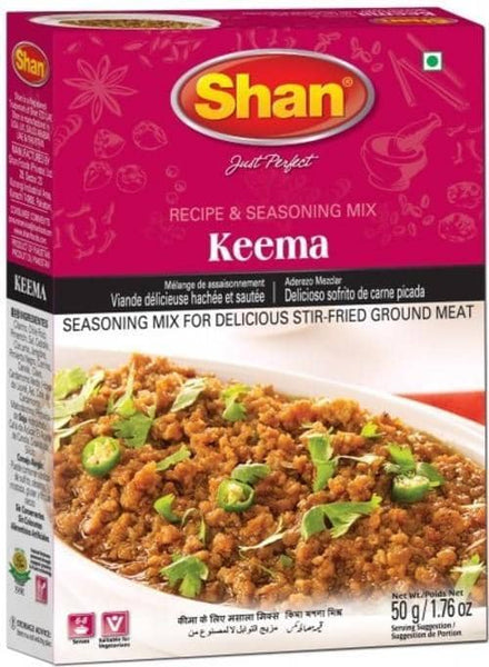Indian Grocery Store - Shan Keema Curry Mix - Singal's