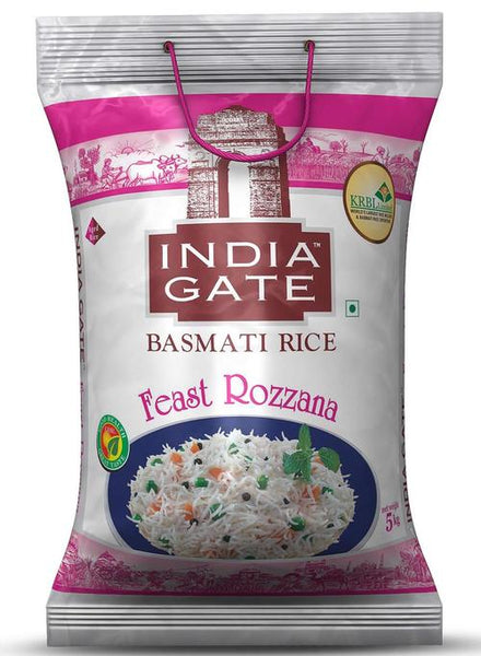 Indian Grocery Store - India Gate White Basmati - Singal's