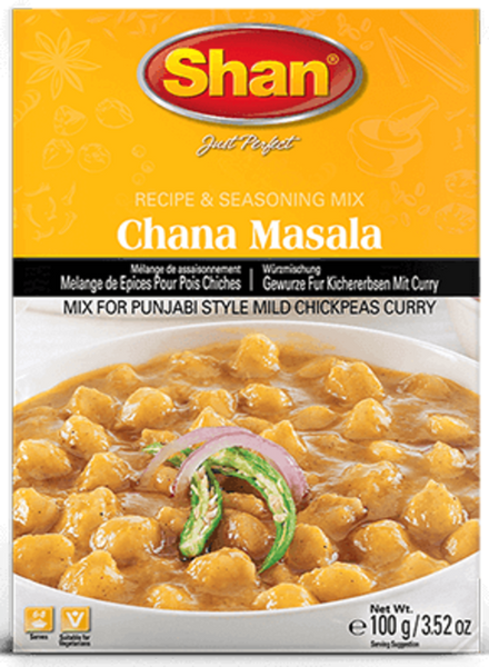 Indian Grocery Store - Shan Chana Masala - Singal's