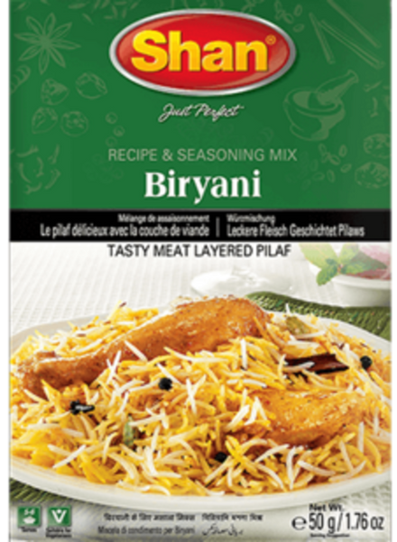 Indian grocery Store - Shan Biryani - Singal's