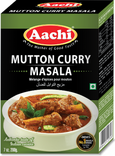Aachi Mutton Curry Masala - Singal's - Indian Grocery Store