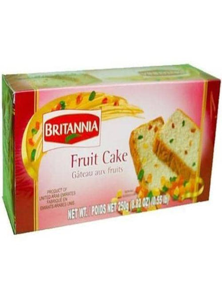 Indian Grocery Store - Britannia Fruit Cake - Singal's