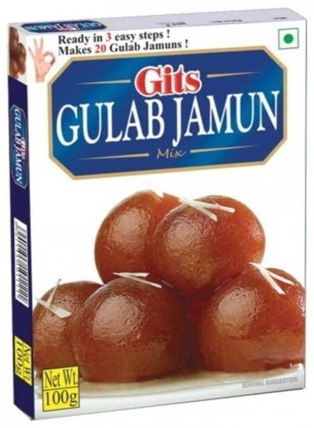 Indian Grocery Store - Gits Gulab Jamun (100 gm) - Singal's