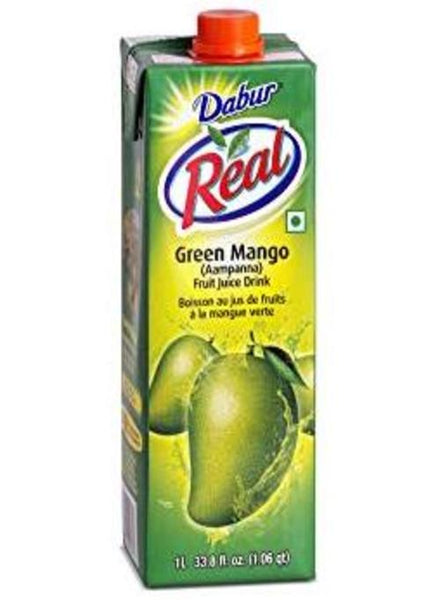 Indian Grocery Store - Dabur Real Aampanna Juice - Singal's