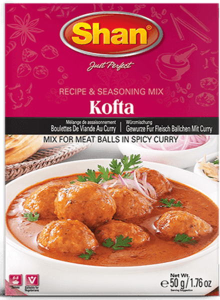 Indian Grocery Store - Shan Kofta Curry Mix - Singal's
