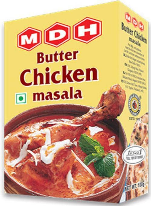 Mdh Butter Chicken Masala 100 Gm Singal S Indian Grocery Store