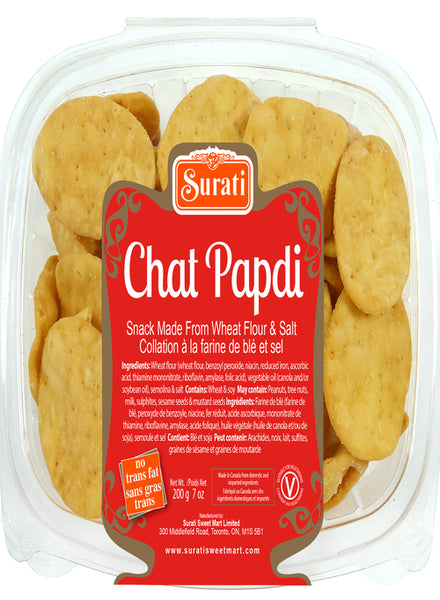 Surati Chat Papdi - Singal's - Indian Grocery Store