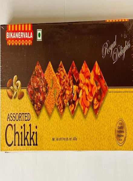 Bikano Assorted Chikki - Singal's - Indian Grocery Store