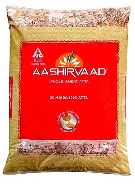 Indian Grocery Store - Aashirvaad Atta - Singal's
