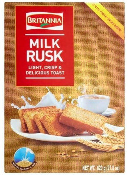 Indian Grocery Store - Britannia Milk Rusk - Singal's