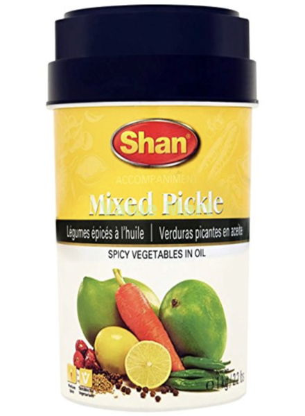 Indian Grocery Store - Shan Mixed Pickle - Singal's