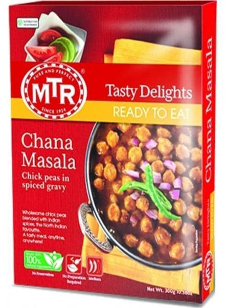Indian Grocery Store - MTR Chana Masala Curry - Singal's