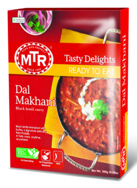 Indian Grocery Store - MTR Dal Makhani - Singal's