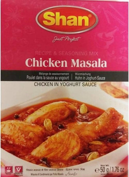 Singal's Indian Grocery Montreal Shan Chicken Masala