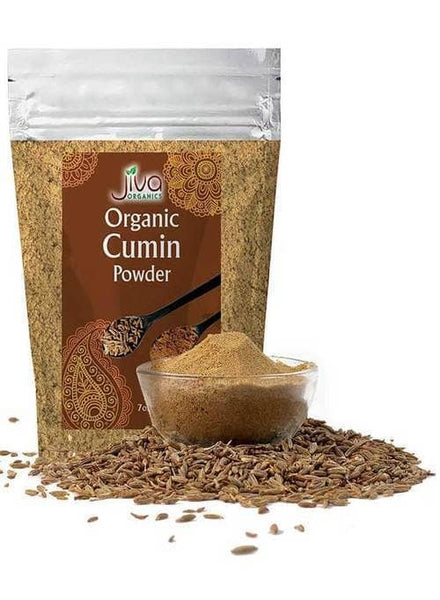 Indian Grocery Store - Jiva organic Cumin Powder - Singal's