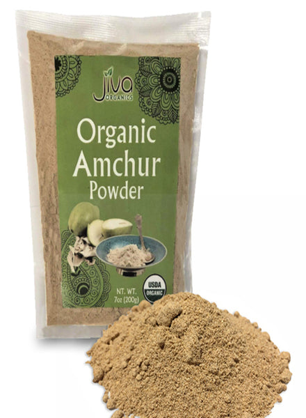 Jiva Organic Amchur Powder (200 gm)
