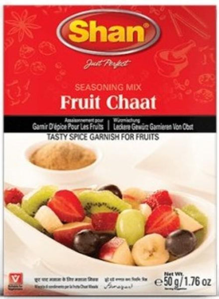 Indian Grocery Store - Shan Fruit Chaat Masala - Singal's