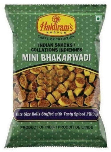 Indian Grocery Store - Haldirams Mini Bhakarwadi - Singal's