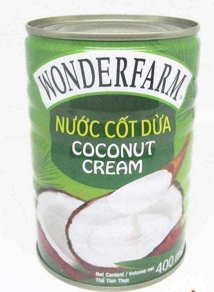 Indian Grocery Store - Wonderfarm Coconut Cream - Singal's