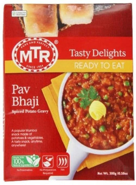 Indian Grocery Store - MTR Pav Bhaji Curry - Singal's