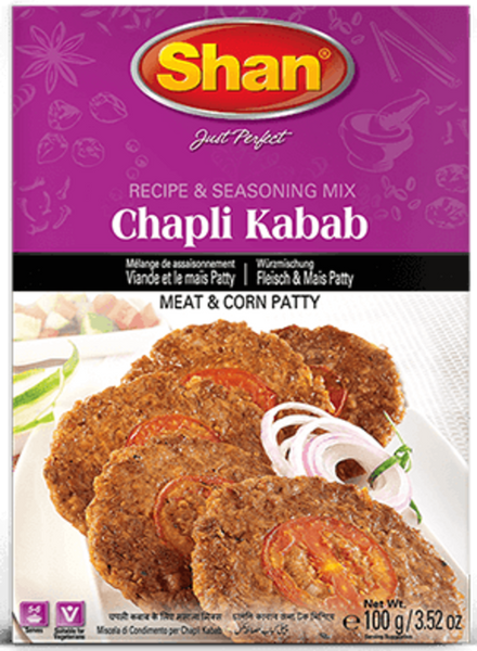 Indian Grocery Store - Shan Chapli Kabab - Singal's