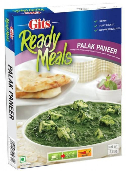 Singal's Indian Grocery Montreal Gits Palak Paneer