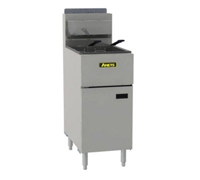 45-55 Lb. Oil Capacity Gas Fryer 1 Each