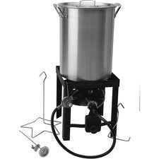 30 Quart Turkey Fryer