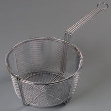 11.5 inch Chrome Plated Six Mesh Fryer Basket -- 12 per case