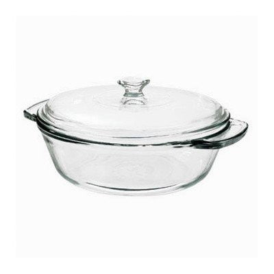 2-qt. Round Casserole [Set of 3]