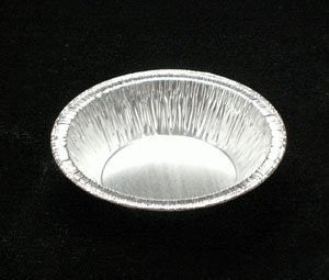 "100 Pack of 3"" Disposable Aluminum Tart/ Mini Pie Pans #A90 by D & W"
