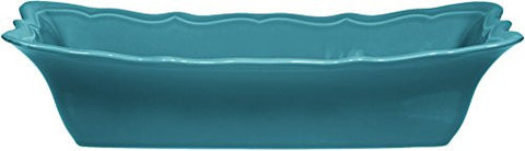"12.75""L Blue Loaf Pan"