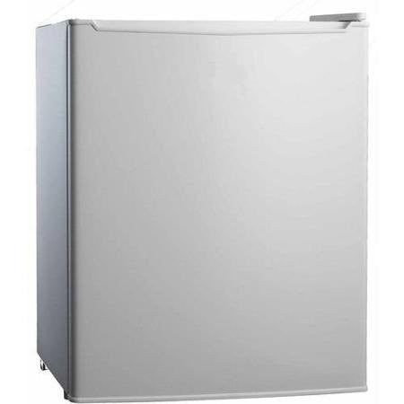 2.7 cu ft Single-Door Refrigerator white