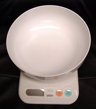 """Futura"" Kitchen Scale"