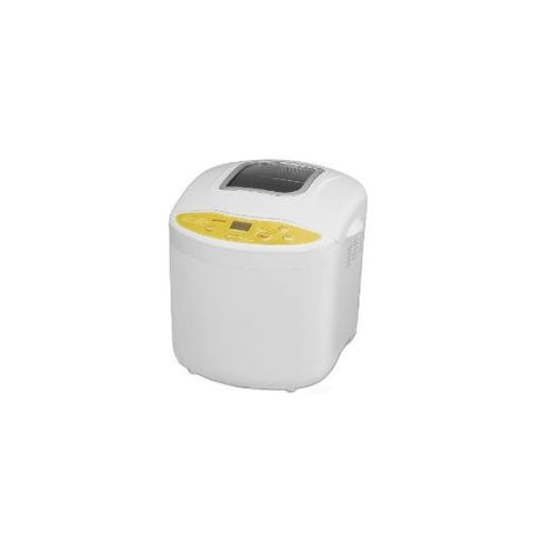 Breadman Tr520 White Breadmaker 2Lb 8Programs
